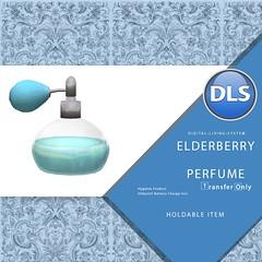 DLS Elderberry Perfume (Hygiene)