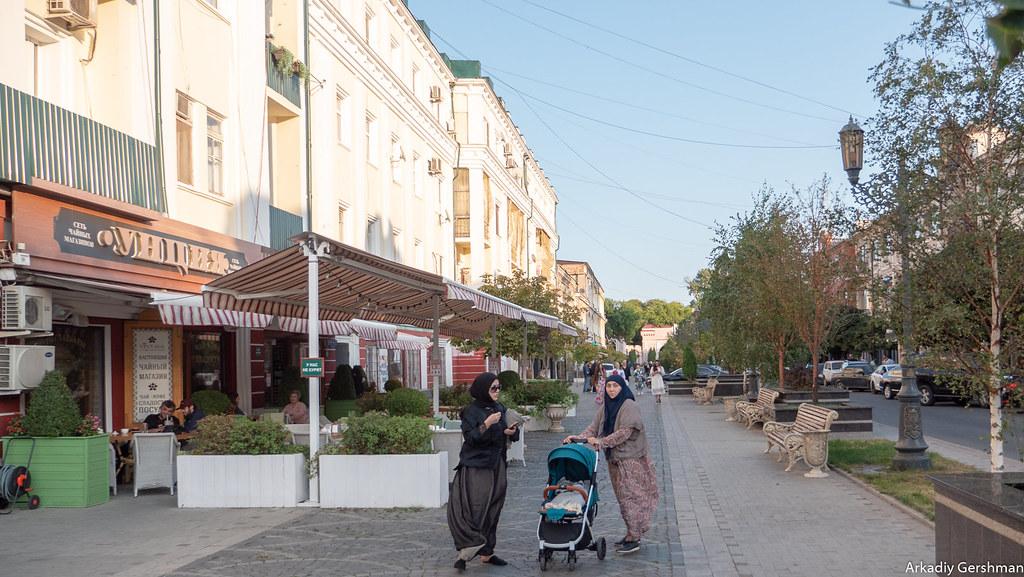 Махачкала: хаос и понты архитектура,путешествия,Дагестан,вода,жд,бизнес,Махачкала