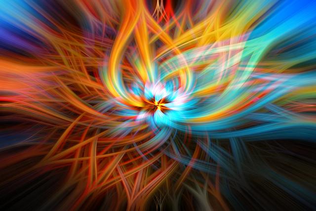 Photoshop Twirl Effect