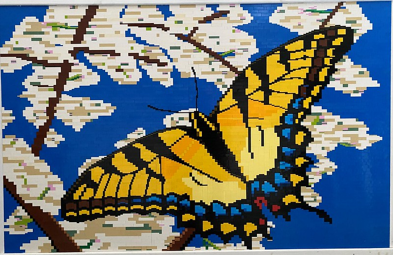 Click Here to See More of the Art, Mosaic & Sculpture Models