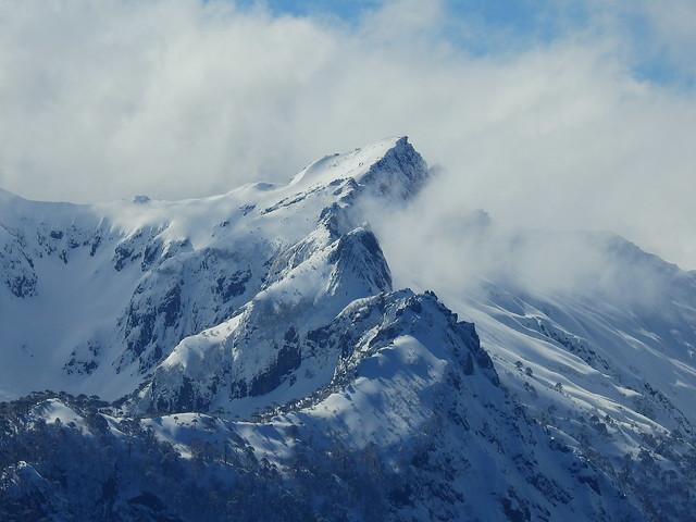 Picos de Caburga