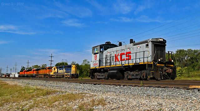 KCS Knoche Yard in Kansas City, MO