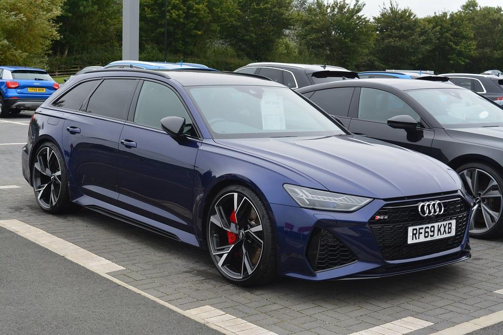 Audi RS 6 Avant Launch Edition