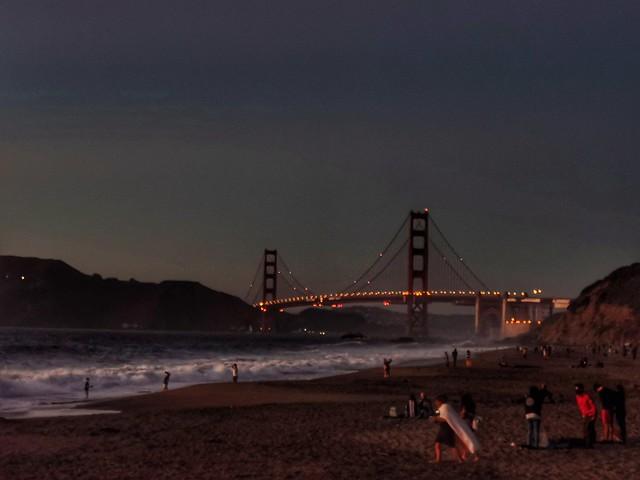 Golden Gate ft. Twilight.