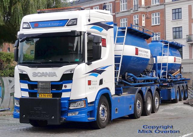 Next Generation Scania R500 CN96990