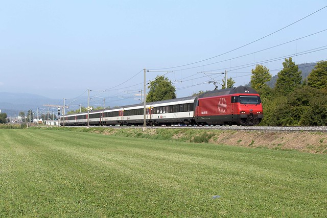 SBB Re 460 036 Sissach