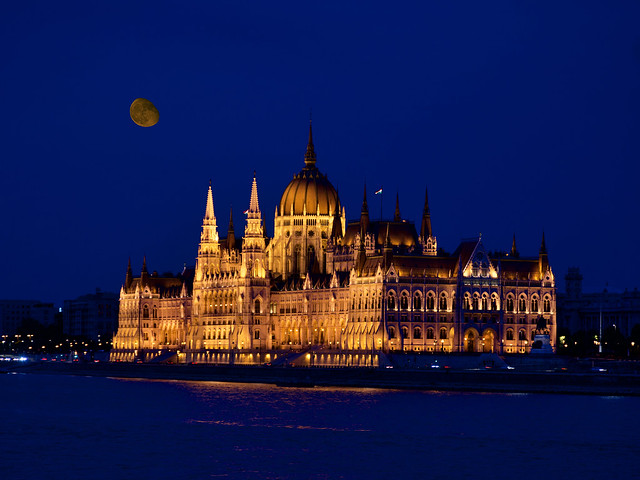 Parliament Moon