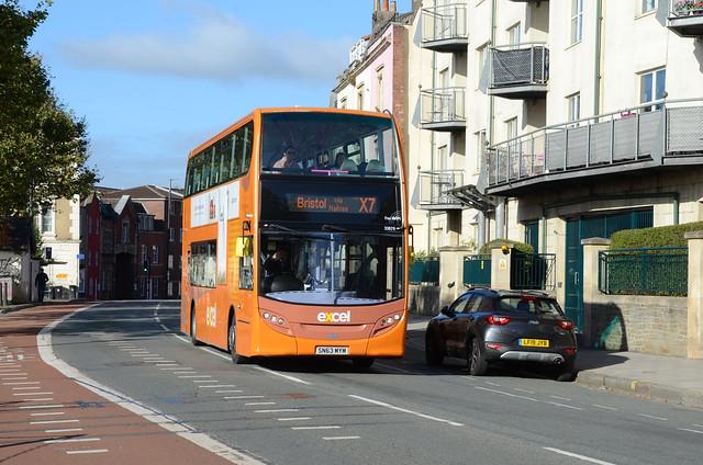 Excel SN63 MYM, Bristol