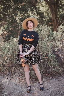 Unique Vintage Jack-O-Lantern Sweatshirt | by AshleyBelle12