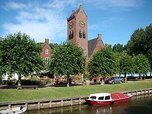 sloten church