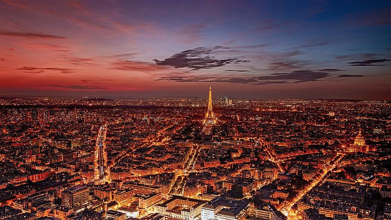 Club photo de Boisbriand_Paris au mois d'août_Redha Yacoubi