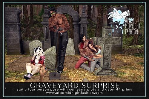 ::AMF:: Graveyard Surprise AD