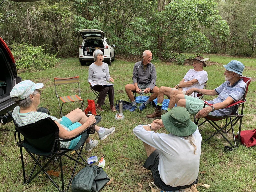Elanora Wetlands group