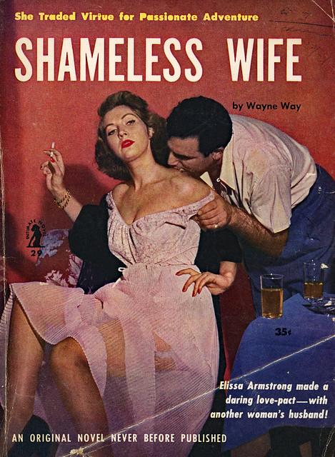 Intimate Novels 29 - Wayne Way - Shameless Wife