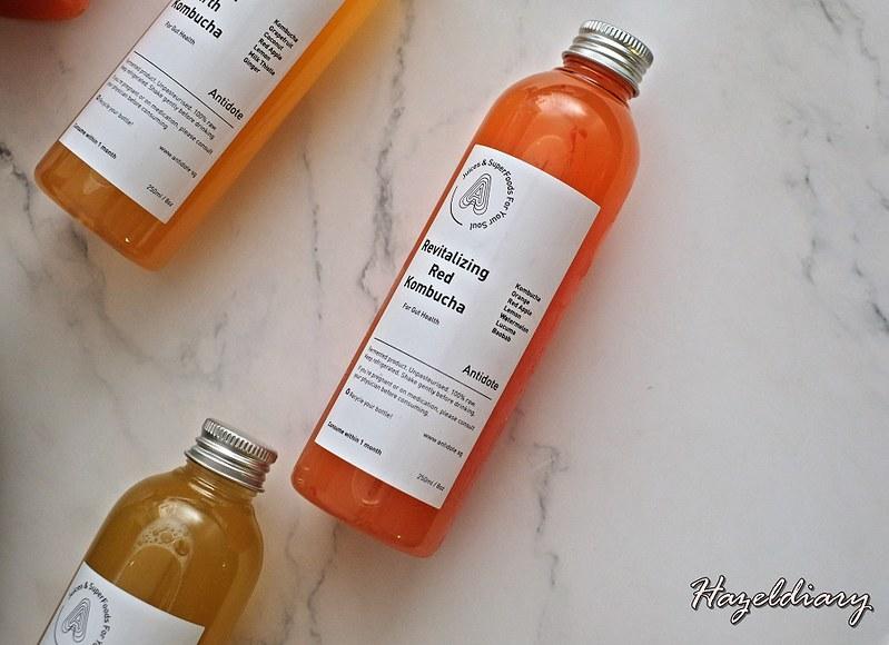 Antidote Kombucha-Revitalizing Red Kombucha