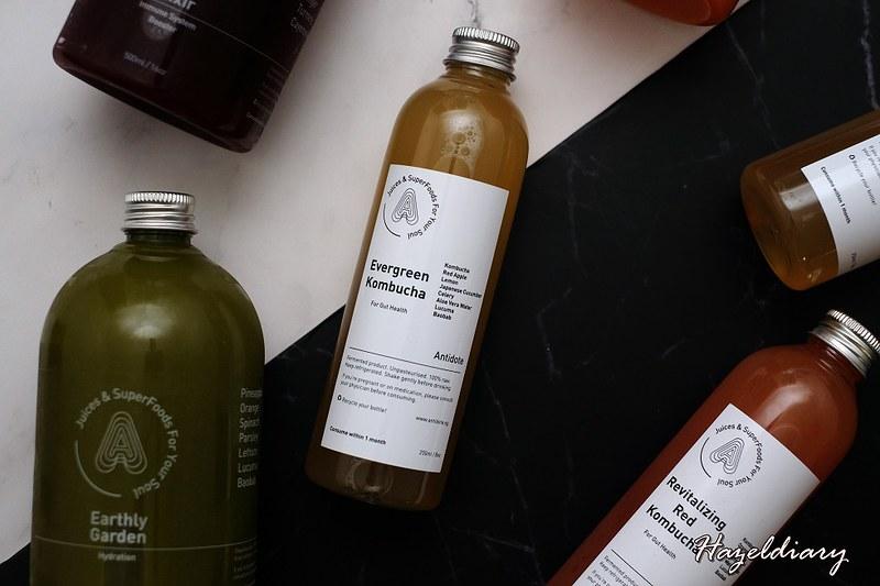 Antidote Kombucha-Evergreen Kombucha