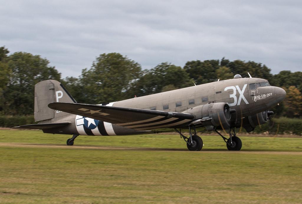 Douglas C-47A Skytrain - N147DC