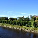 Scenic Miller Park at Preston