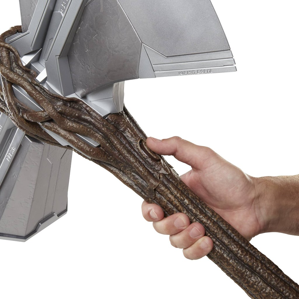孩之寶 漫威傳奇收藏道具推出1:1比例「風暴毀滅者」戰鎚斧!霸氣化身雷神索爾