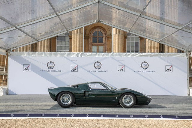 Chairman's Award 1960 Ford GT40 Mk I