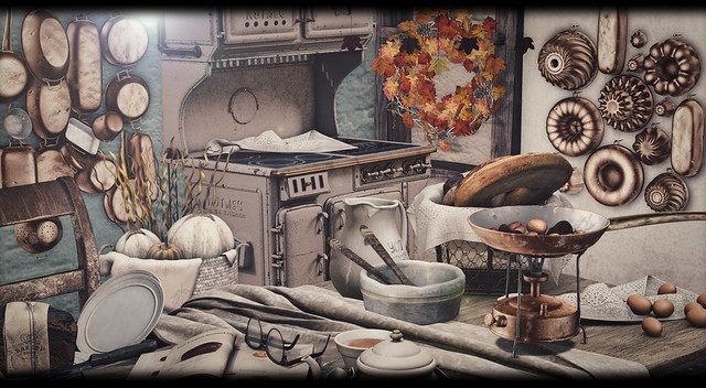 DaD - Farmhouse Fall Kitchen Decor