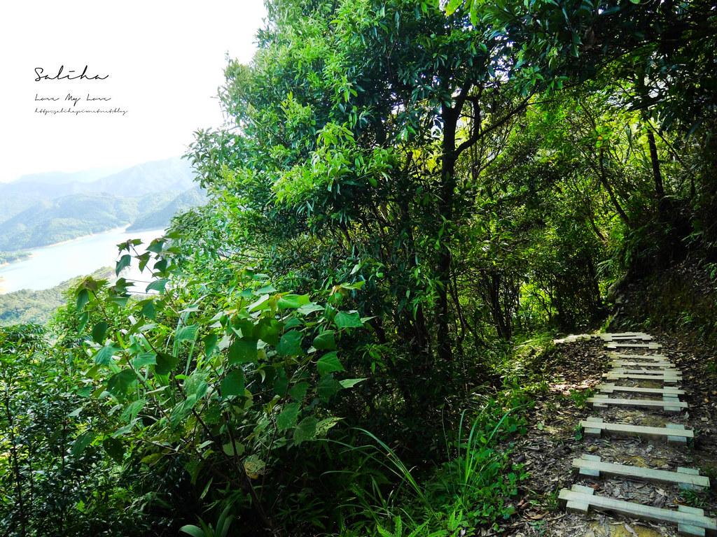 新北石碇鱷魚島步道怎麼去交通爬山踏青超美山水秘境 (7)
