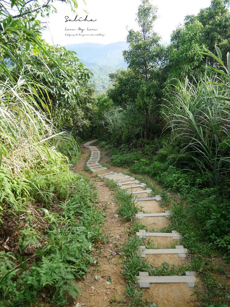 新北石碇鱷魚島步道怎麼去交通爬山踏青超美山水秘境 (6)