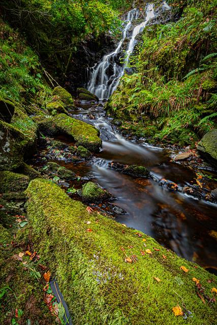 Balhomish Falls