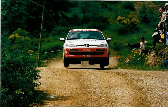 Peugeot 306 Rallye Gr. N