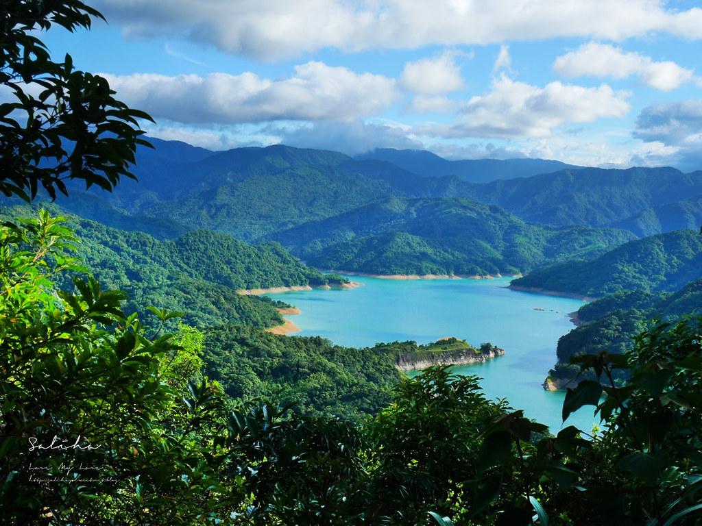 新北石碇鱷魚島步道怎麼去交通爬山踏青超美山水秘境 (8)