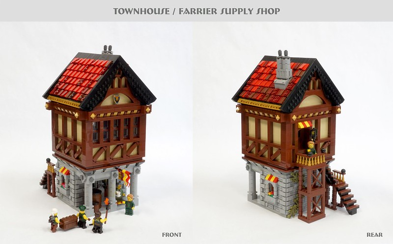 Click Here to See More of the Castle Models