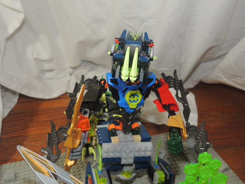Click Here to See More of the Bionicle Models