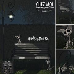 Witchling Park Set CHEZ MOI