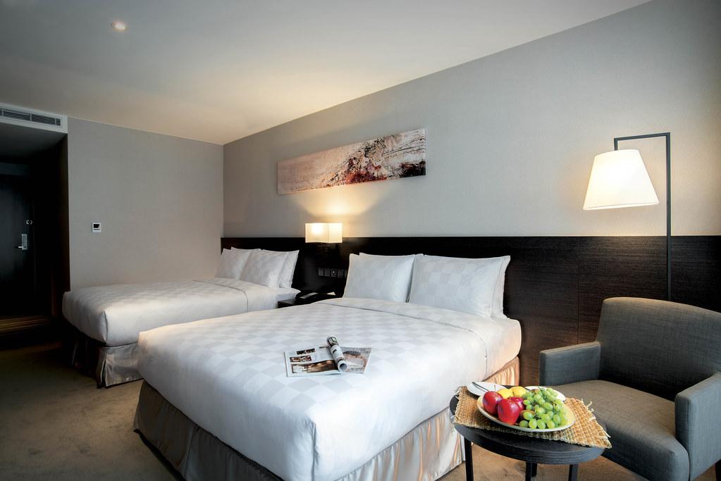 雅緻雙床房 (2)