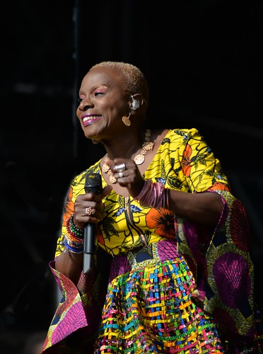 Angelique KIDJO (2) | by André-Querré