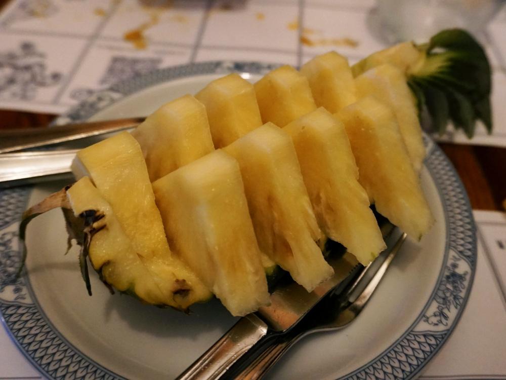 pineapple Azores