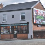 The refurbished Parkside Cafe on Blackpool Road, Preston