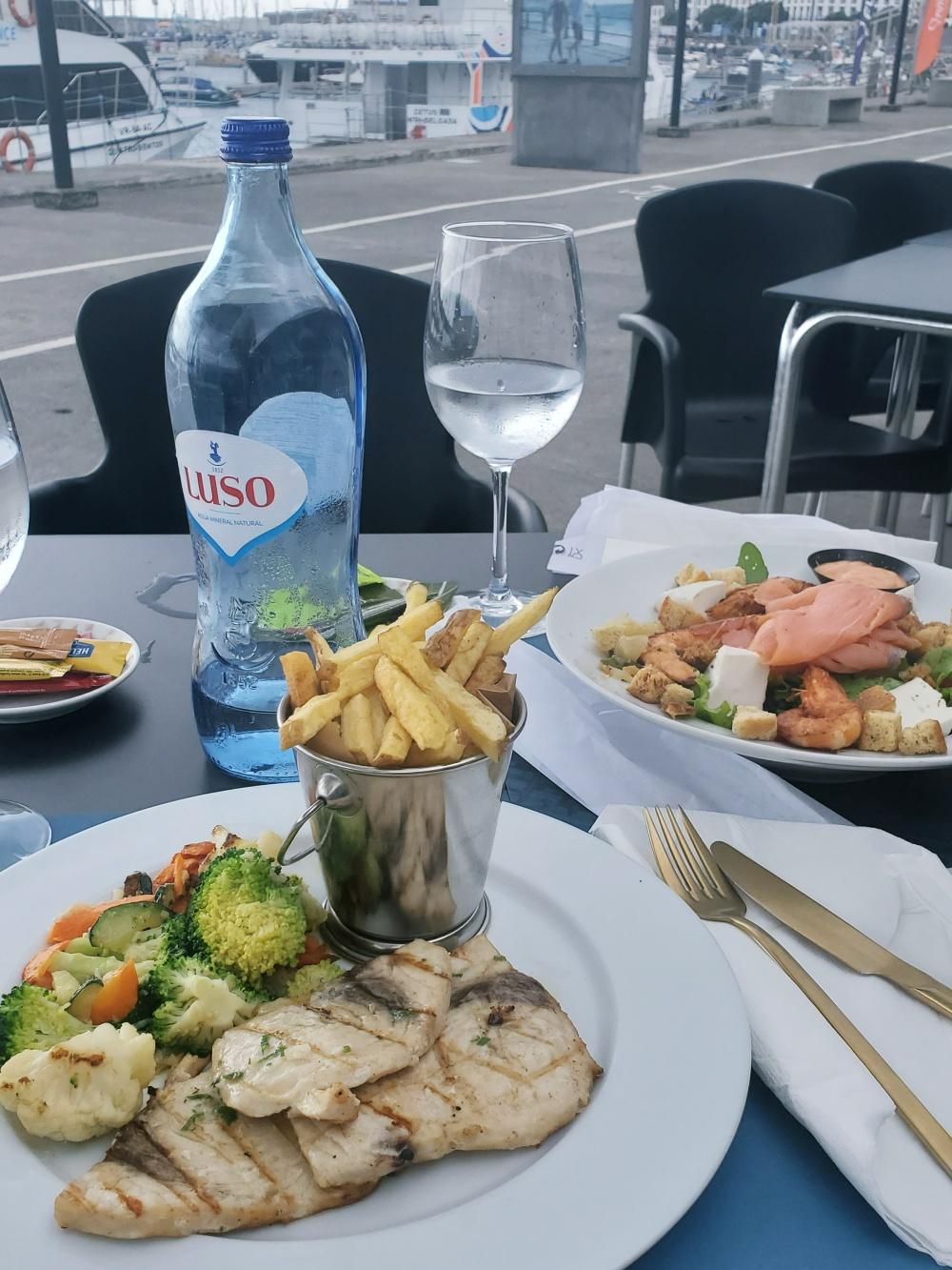 Stage Restaurant Ponta Delgada