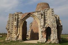 St Benet's Abbey, ruins