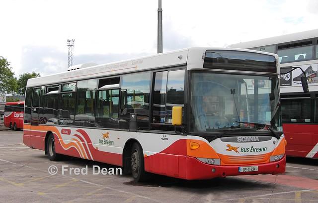 Bus Eireann SL4 (09C234).