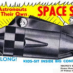 Sat, 1955-01-01 00:00 - Space Ship Advertisement, 1950s