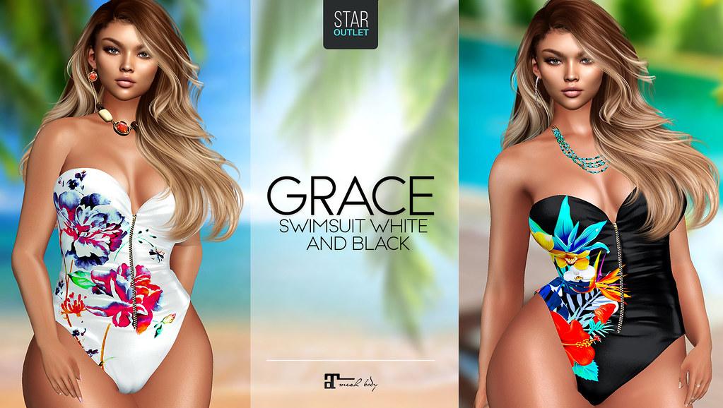 New Release! Grace Swimsuit