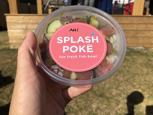 Splash Poke