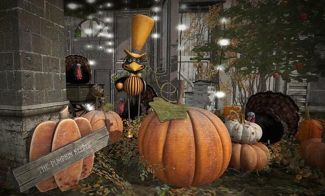 Fear the Pumpkin Keeper
