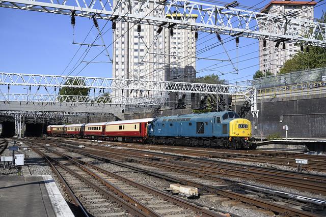 40145 - London Euston - 1Z46 - 28-Sept 2020