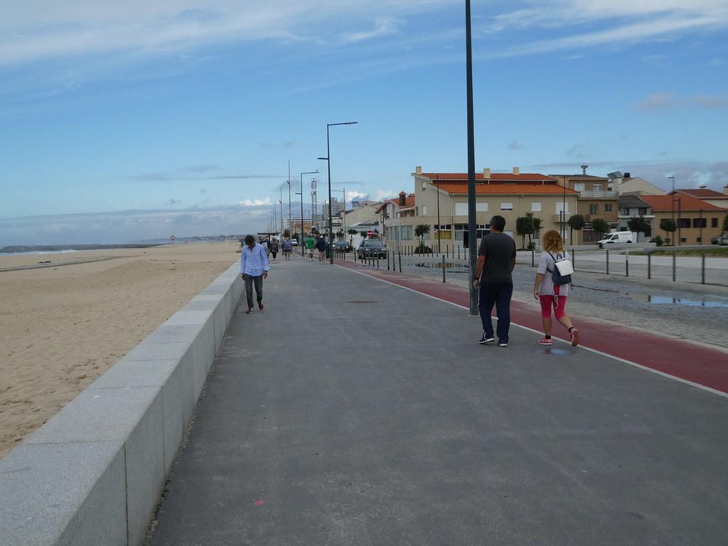 Promenade, Espinho Portugal