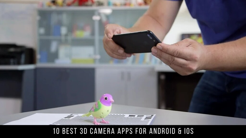 10 Best 3D Camera Apps For Android & iOS