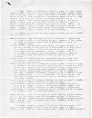 GI Office to document military abuse of GI rights: 1971
