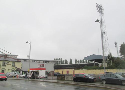 Racecourse Stadium, Wrexham