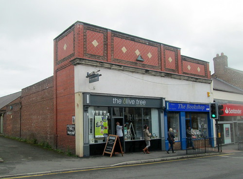 Art Deco in Mold, North Wales